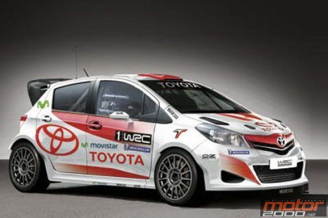 Toyota Yaris Wrc 2014 Wrc Pinterest Toyota Rally And Rally Car