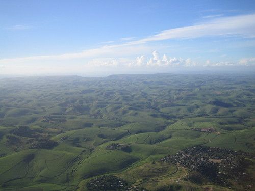 Valley of 1000 hills, Kwa Zulu Natal, South Africa - too beautiful!!