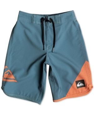 Quiksilver New Wave Everyday Board Shorts, Toddler & Little Boys (2T-7) - Gray 3