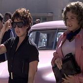 """Which """"Grease"""" Pink Lady Are You?  I got Frenchy!  Such a blast from the past favorite I had to take it!"""