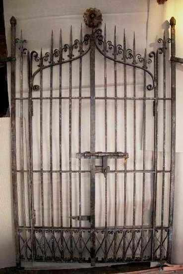 Reclaimed Wrought Iron Gates Reclaiming Ideas Make Your Own Beautiful  HD Wallpapers, Images Over 1000+ [ralydesign.ml]