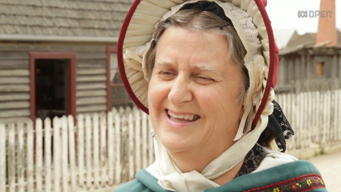 Living the past: historian at Sovereign Hill - History (5)
