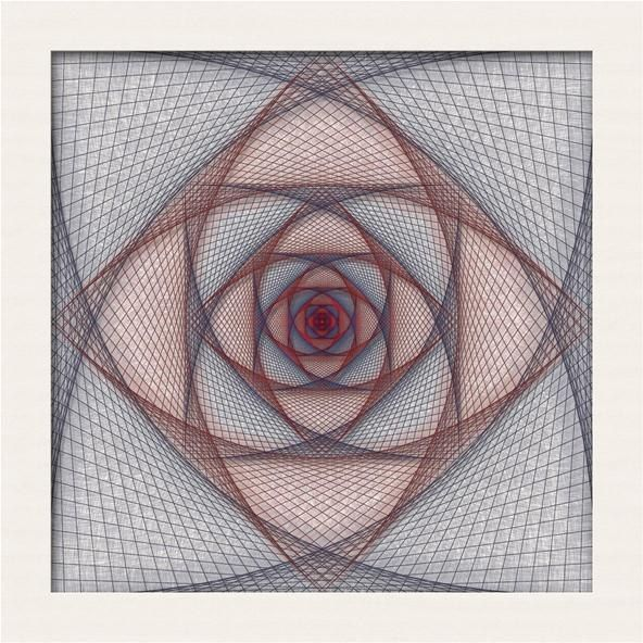 Easy String Art Patterns   He also linked to this picture in the comments showing other ...