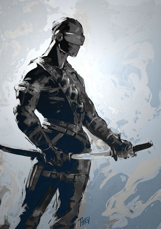 Snake Eyes (couldn't find artist credit but this is awesome)