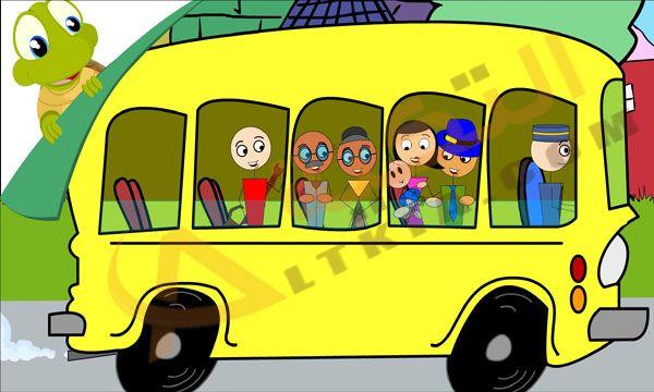 تفسير حلم الأتوبيس في المنام وهي عبارة عن وسيلة لنقل الركاب من مكان لآخر حيث له عدة أشكال وأحجام مختلفة كم Wheels On The Bus Childrens Bible Songs Baby Songs