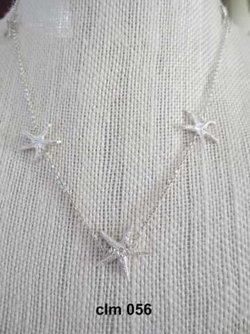 Argento Starfish Necklace – Morgana