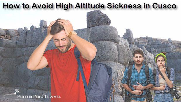 The Inca Capital Of Cusco Is 11 152 Feet 3399 Meters Above Sea Level That S More Altitude Sickness Cusco Hiking Peru