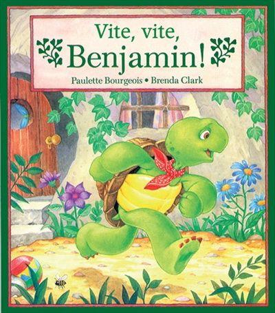 CPRPS 31997000817999 Vite, Vite, Benjamin ! Il y a tellement de choses qui intéressent Benjamin sur le chemin. Arrivera-t-il à temps pour la fête de Martin?