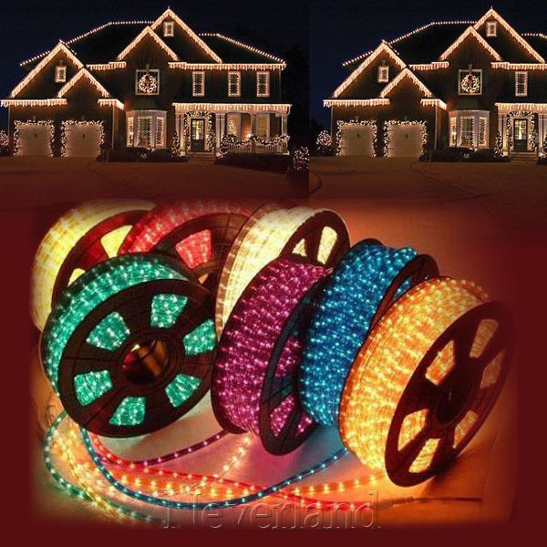 The 25 best chasing christmas lights ideas on pinterest 1m 50m 3528 smd led strip light chasing static indooroutdoor christmas lights mozeypictures Choice Image