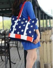 Сумка и рюкзак молодежная Американский флаг