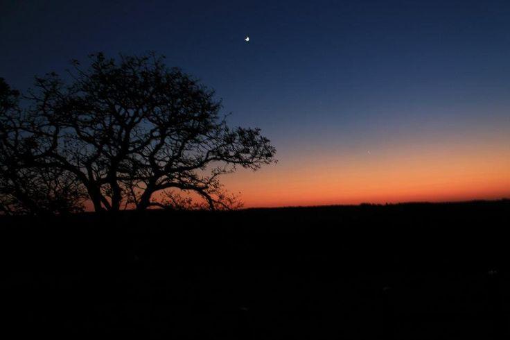 Another Sunrise :) Khula Dhamma, Haga Haga, South Africa 2012