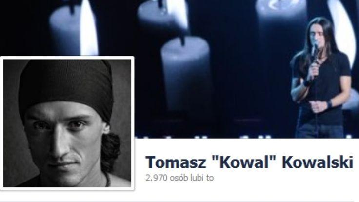 """Tomasz Kowalski jest w trakcie rehabilitacji. Ten wywiad przeprowadziłam zaraz po wygranej artysty w programie """"Must Be The Music"""", a więc długo przed wypadkiem. Całość wywiadu dostępna pod linkiem: http://muzyka.onet.pl/tomasz-kowal-kowalski-nie-nasladuje-ryska-riedla/zwext Tomkowi życzę jak najszybszego powrotu do zdrowia!"""