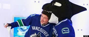 Image result for celebrity wearing NHL jerseys