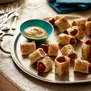 Hors d'Oeuvres Recipes - Best Party Hors d'Oeuvres