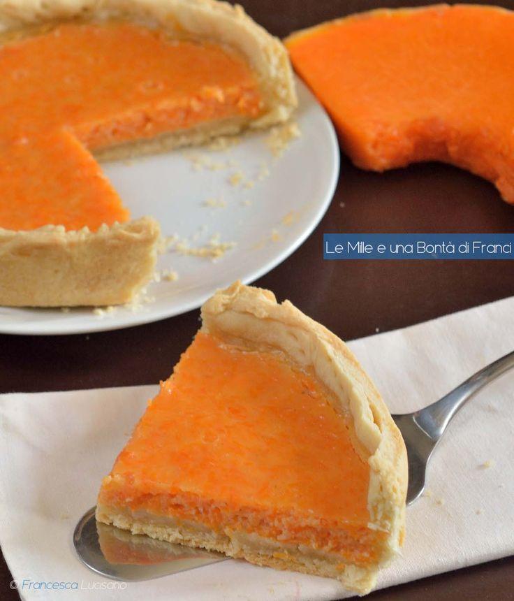 Pumpkin pie verticale