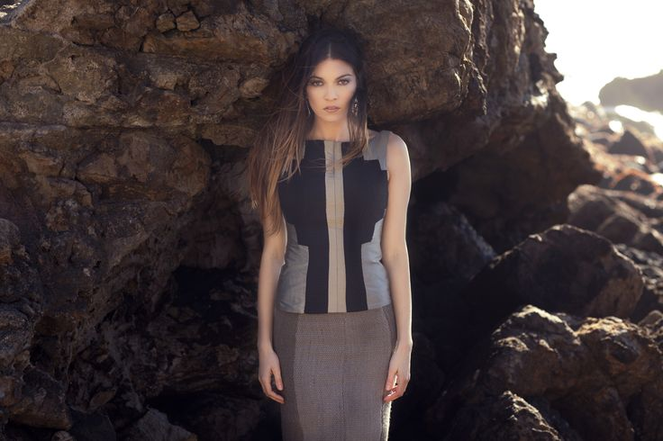 VOZ Cruz Blouse // http://voz-apparel.myshopify.com/collections/pre-order-aw13-collection/products/dress-cruz-1