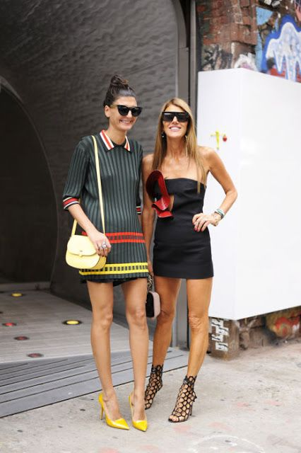 The Spring Vignette: Best of NYFW Street Style fashion