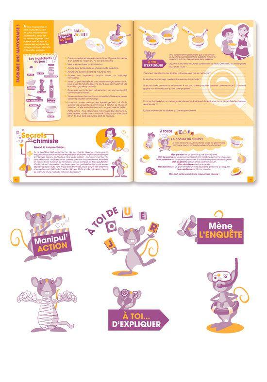 Ultra-book de canographie Portfolio : Illustrations