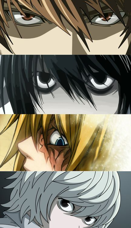 death note near and l - photo #6