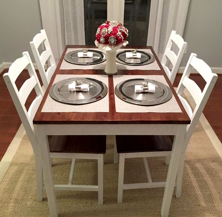 "Ok, so ""Dream Dining Room"" is a little bit of an exaggeration.  I do NOT have my dream dining room… yet.  But I am a lot closer than I was. Dining rooms are difficult.  At least i…"