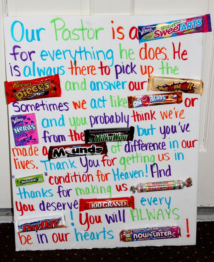25 unique pastor appreciation gifts ideas on pinterest pastor the youth made this for our pastor on pastor appreciation day negle Choice Image