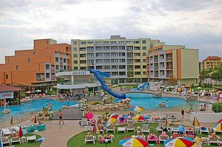 Un hotel recomandat pentru familiile cu copii. Distractia este asigurata pentru orice varsta.