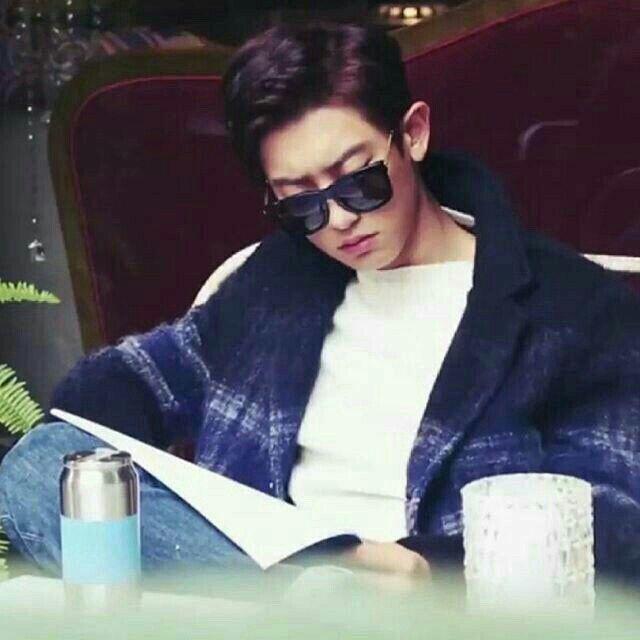 Kebayang gak sih punya kakak yang pacarable macam Park Chanyeol? Yagi… #acak # Acak # amreading # books # wattpad