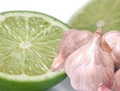 Alho com limão, um milagre para a nossa saúde! Não gaste mais dinheiro em…