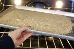 How Do I Make Puffed Quinoa?