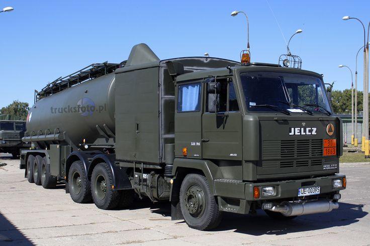 JELCZ Military Tanker Truck