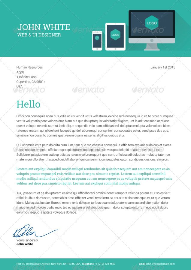 30 best Creative Infographic Resume Templates images on Pinterest - apple resume templates