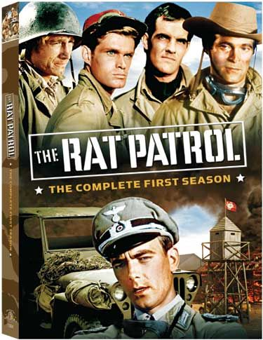 The Rat Patrol   (Season 1) Great series!!   I've seen them all!! I rate this 5 stars!!