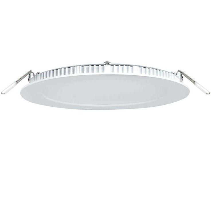 12 watt warm white led panel light
