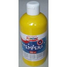 Pentart sárga tempera festék 500 ml műanyag flakonban - Pentart Junior 6484 Ft Ár 749