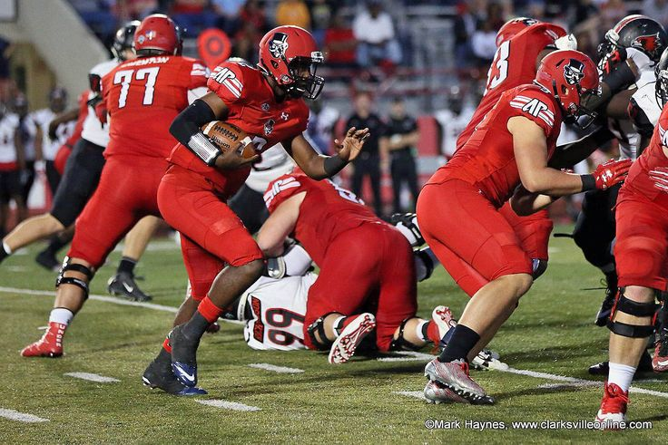 Apsu football travels to cookeville to face off against