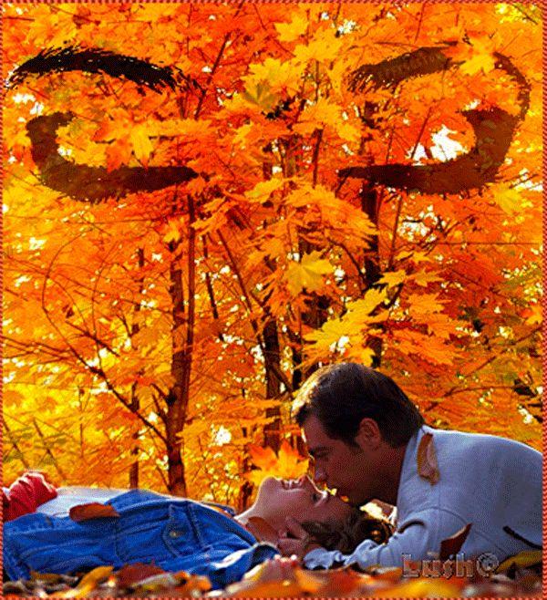 Осень любовь разлука картинки