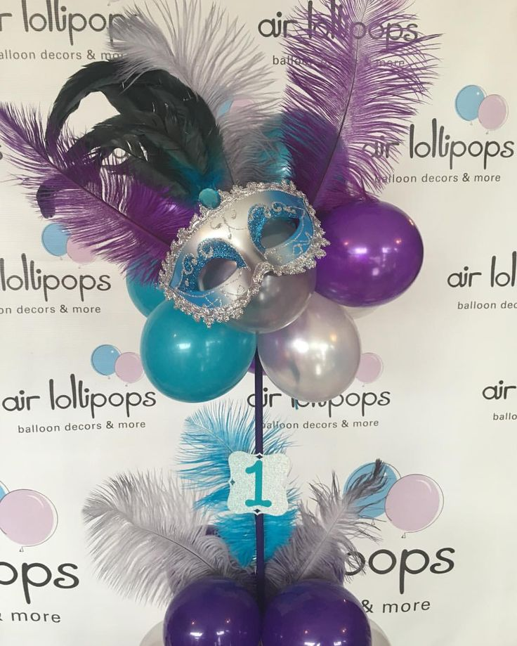 Wonderful Christmas Masquerade Party Ideas Part - 10: Masquerade Ball Centerpiece LOVE By Airlollipops (@airlollipops) On  Instagram