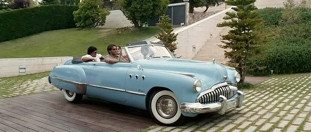 1949 Buick Super from movie Zindagi Na Milegi Dobara