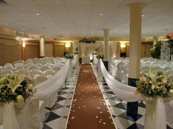 Decoraci n para la ceremonia de la boda decoracion - Programa para decorar ...