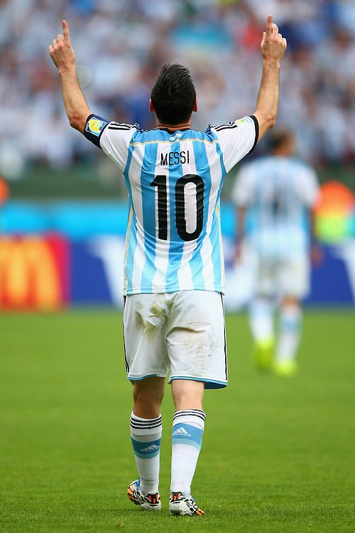 Lionel Messi;  +Argentina NT;  +World Cup;  +World Cup 2014;