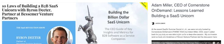 Proud to be a Donkey: BuzzSumo Reflections on Growing a $5m SaaS Business