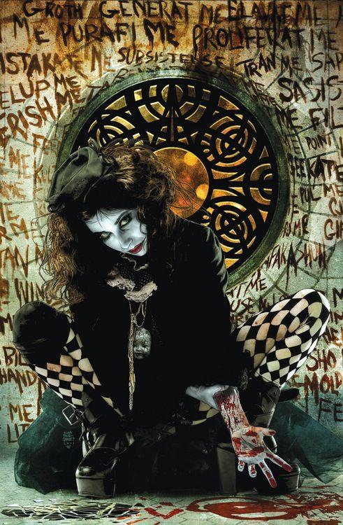 Vampire the Masquerade ~ Tim Bradstreet