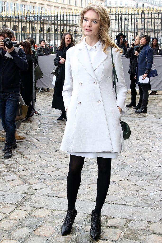 Natalia Vodianova - Fall 2016 Paris Fashion Week Day 4 - March 4, 2016