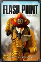 Flash Point - A cooperative game in which you try to save victims from a house on fire before it collapses.