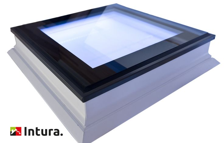Platdakraam Intura PGX A1 met geïntegreerde led-verlichting