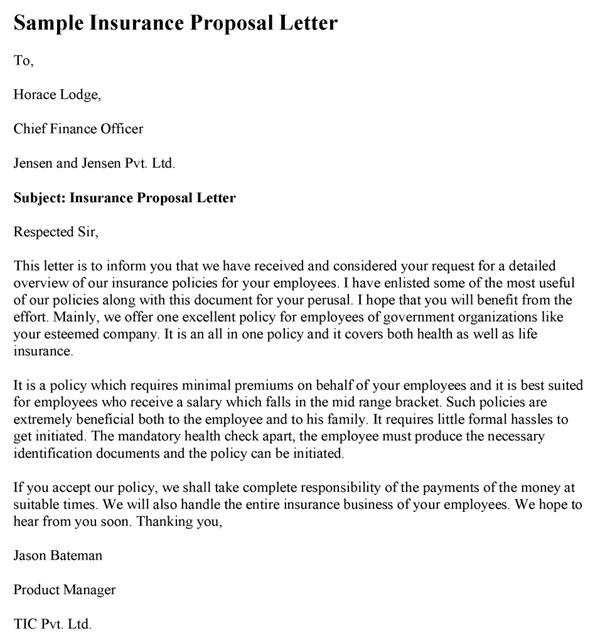 The 25+ best Sample proposal letter ideas on Pinterest Proposal - proposal letters