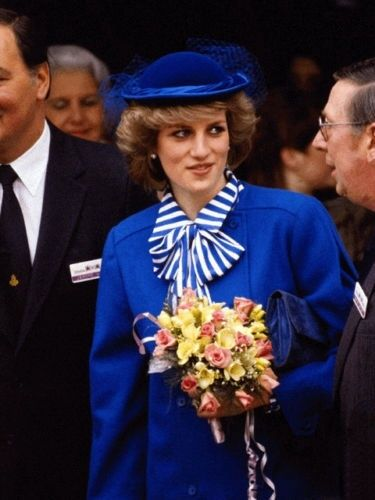 1984-03-27 Diana opens the new Welsh National Opera Rehearsal Studios in Cardiff, Wales