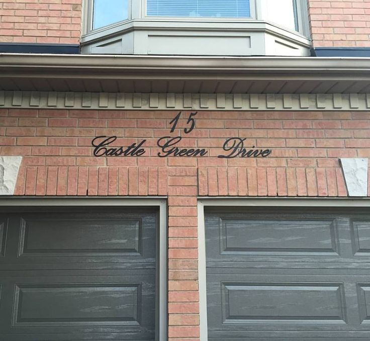 Custom Home Address Sign #Address #Sign #Home #Metal #Metalart