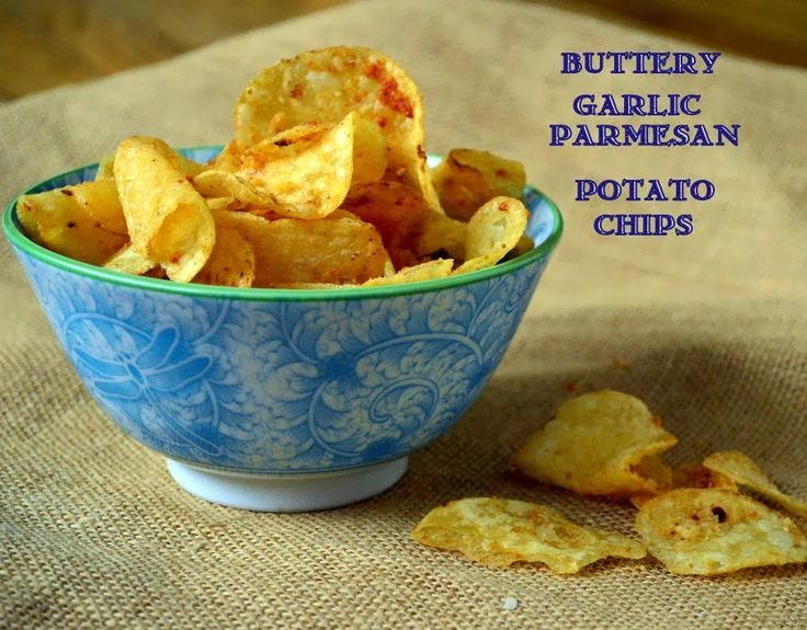 images about Chips on Pinterest | Sweet potato chips, Parmesan chips ...
