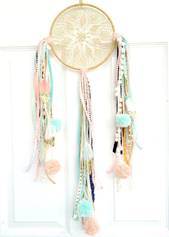 Arizona Aztec Dreamcatcher /Dream Catcher /Nursery Decor /Toddler room decor- wall decor mobile